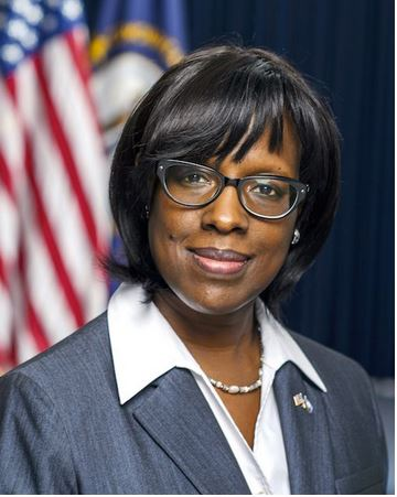 Kentucky Lt. Gov. Jenean Hampton